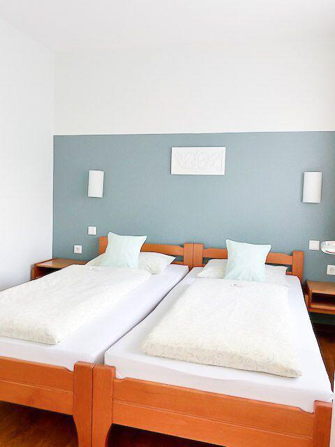 Ferienwohnung Schlafzimmer Sonnenberg